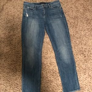 Like new Lucky Brand Jeans, size 10